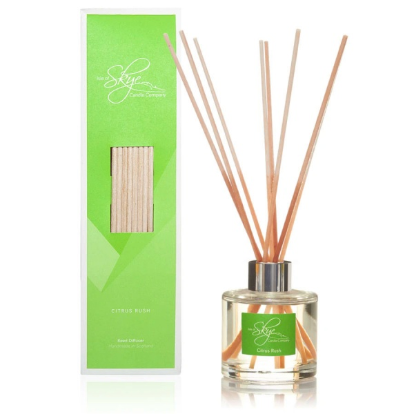Reed Diffuser Citrus Rush