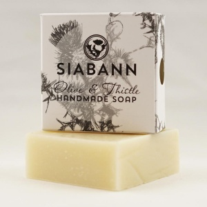 Soap Bar Olive and Thistle